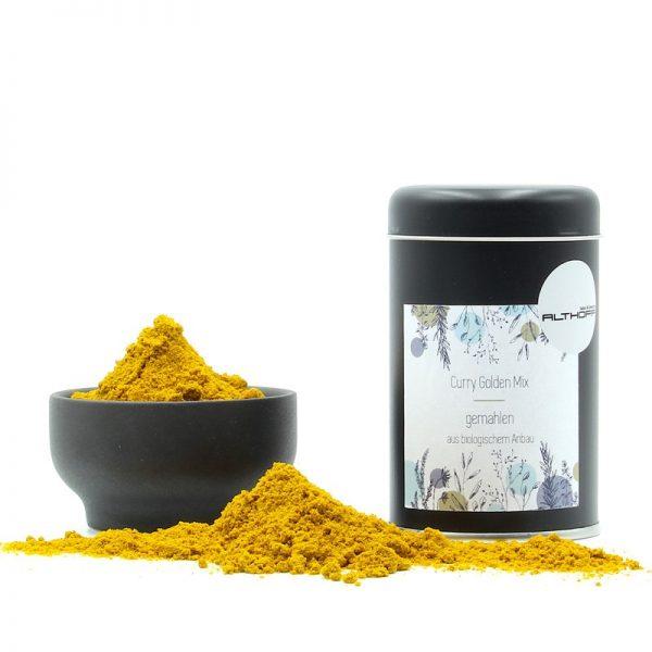 Curry Golden Mix