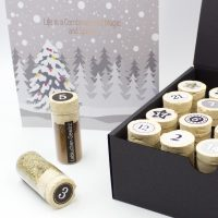 24 edle Gewürze in der Geschenkbox