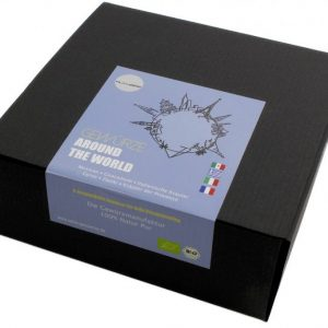 "Geschenkbox ""Around the world"""