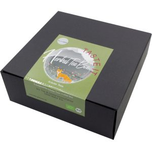 "TASTE IT ""Herbal Tea Box"""