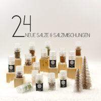 24 edle Salze in der Geschenkbox