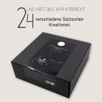 Geschenkbox Salz