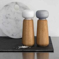 Salz und Pfeffer Mühle