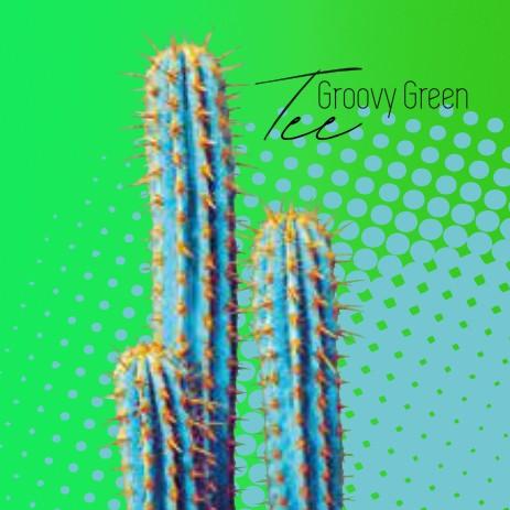 Groovy Green Tee